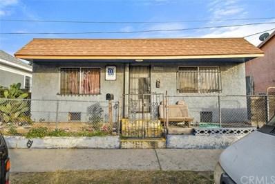 4348 Lima Street, Los Angeles, CA 90011 - MLS#: DW21008655