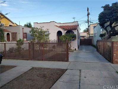 2840 S Mansfield Avenue, Los Angeles, CA 90016 - MLS#: DW21018692