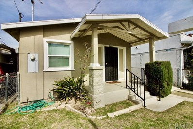 3567 Smith Street, Bell, CA 90201 - MLS#: DW21025443