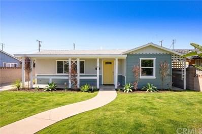 1218 S Golden West Avenue, Santa Ana, CA 92704 - MLS#: DW21037670