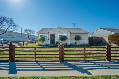 14049 Gard Avenue, Norwalk, CA 90650 - MLS#: DW21044281