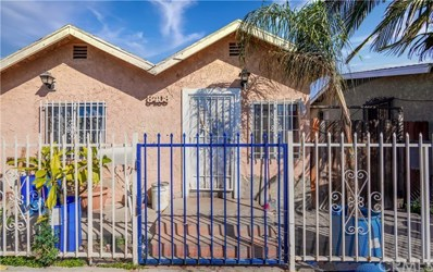 8408 Graham Avenue, Los Angeles, CA 90001 - MLS#: DW21048455