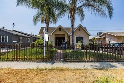 1246 W 59th Place, Los Angeles, CA 90044 - MLS#: DW21064487