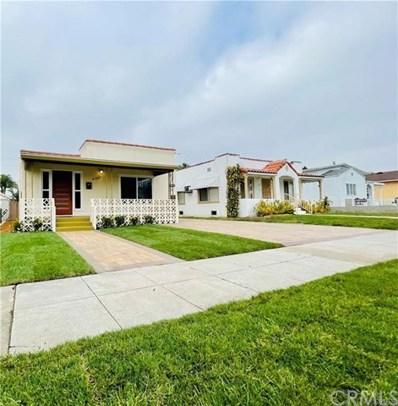 6301 S Harcourt Avenue, Los Angeles, CA 90043 - MLS#: DW21092162