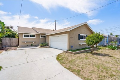 2134 W Cameron Street, Long Beach, CA 90810 - MLS#: DW21097195