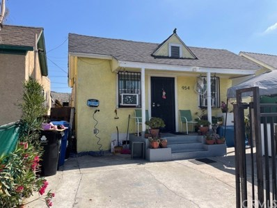 954 E 52nd Place, Los Angeles, CA 90011 - MLS#: DW21100118