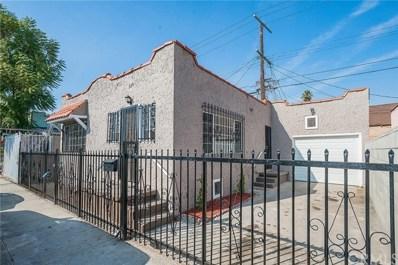 339 W 63rd Place, Los Angeles, CA 90003 - MLS#: DW21108850