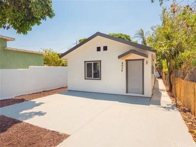 4034 Princeton Street, East Los Angeles, CA 90023 - MLS#: DW21118115