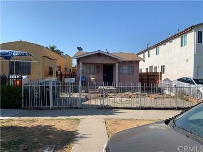 1715 W 60Th Street, Los Angeles, CA 90047 - MLS#: DW21120784