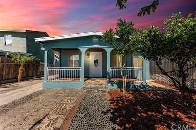 6629 Estrella Avenue, Los Angeles, CA 90044 - MLS#: DW21128688