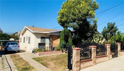 3047 Boulder Street, Los Angeles, CA 90063 - MLS#: DW21136979