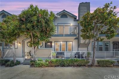 533 Walnut Avenue UNIT 17, Long Beach, CA 90802 - MLS#: DW21137460