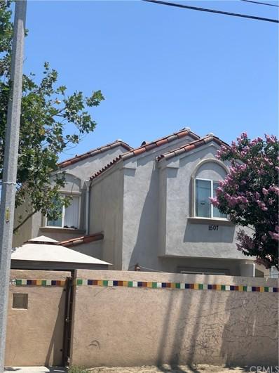 1507 E Gage Avenue, Los Angeles, CA 90001 - MLS#: DW21141653