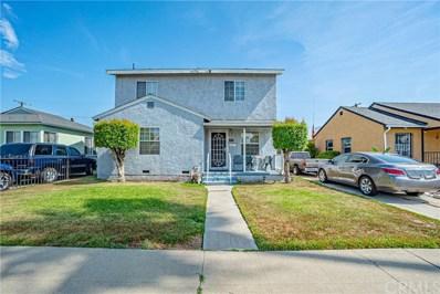 1857 W 94th Place, Los Angeles, CA 90047 - MLS#: DW21159249