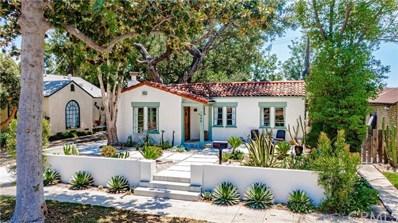 1444 Monte Vista Street, Pasadena, CA 91106 - MLS#: DW21159816