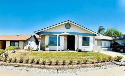 28254 Chula Vista Drive, Menifee, CA 92586 - MLS#: DW21161215
