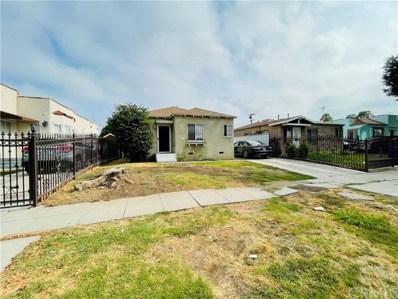727 E 91st Street, Los Angeles, CA 90002 - MLS#: DW21162727