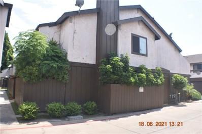 6100 Arbutus Avenue UNIT 29, Huntington Park, CA 90255 - MLS#: DW21166622