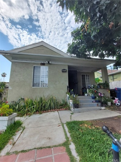 307 N Burlington Avenue, Los Angeles, CA 90026 - MLS#: DW21197961