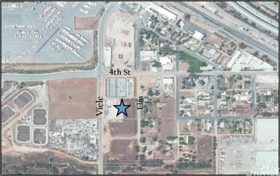 0 Viele, Beaumont, CA 92223 - MLS#: E11158095