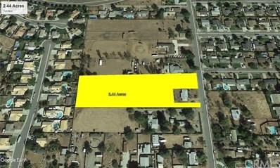 0 8th Street, Yucaipa, CA 92399 - MLS#: EV16047602