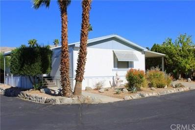 17640 Corkill Road UNIT 74, Desert Hot Springs, CA 92241 - #: EV16745592