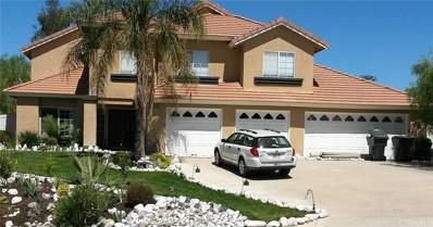 12208 Vista Crest Drive, Yucaipa, CA 92399 - MLS#: EV17005553