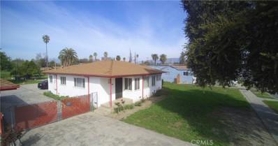864 N G Street, San Bernardino, CA 92410 - MLS#: EV17048029