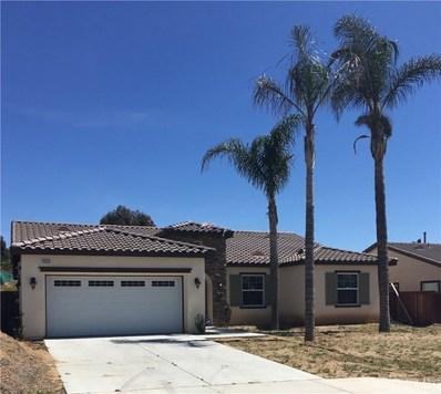 12076 Woodbriar Drive, Moreno Valley, CA 92555 - MLS#: EV17064008