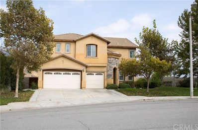 7493 Sonora Lane, Highland, CA 92346 - MLS#: EV17086908