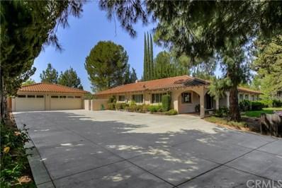 30675 Palo Alto Court, Redlands, CA 92373 - MLS#: EV17094446
