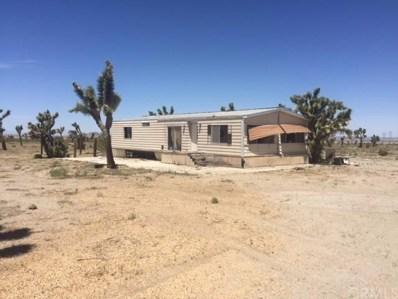 1350 La Mesa Road, Pinon Hills, CA 92372 - MLS#: EV17098452