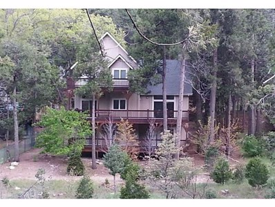 113 S Fairway Drive, Lake Arrowhead, CA 92352 - MLS#: EV17099342