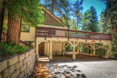 1119 Big Tree Lane, Crestline, CA 92325 - MLS#: EV17107759