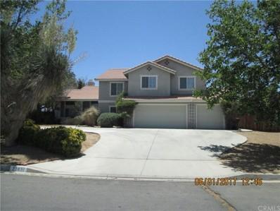 22631 High Vista Lane, Apple Valley, CA 92307 - MLS#: EV17132561