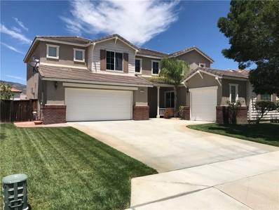 1955 Meridian Street, San Jacinto, CA 92583 - MLS#: EV17132733