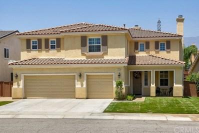 1476 Moonlight Drive, Beaumont, CA 92223 - MLS#: EV17149636