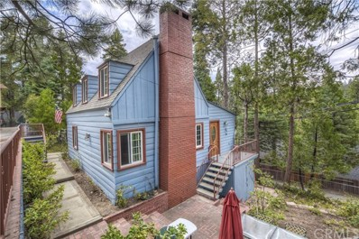 122 B Lane, Lake Arrowhead, CA 92352 - MLS#: EV17154445