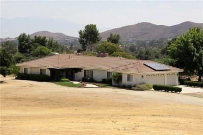 17525 Santa Rosa Mine Road, Perris, CA 92570 - MLS#: EV17156415