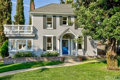 281 Redlands Street, Redlands, CA 92374 - MLS#: EV17159309
