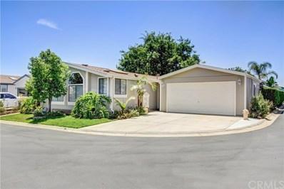 10961 Desert Lawn Drive UNIT 275, Calimesa, CA 92320 - MLS#: EV17167400