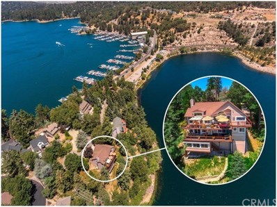 537 Canyon View Drive, Lake Arrowhead, CA 92352 - MLS#: EV17167744