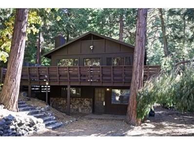 41141 Oak Drive, Forest Falls, CA 92339 - MLS#: EV17168591