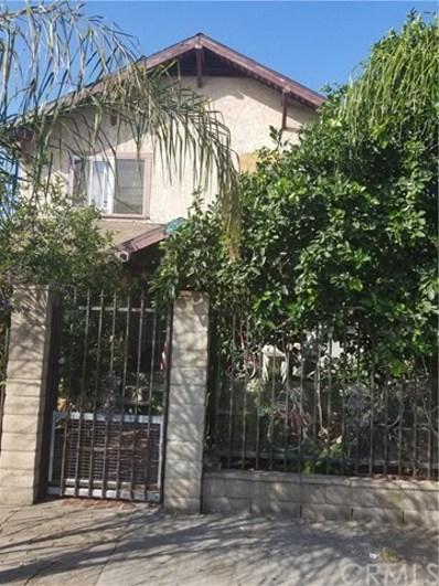 520 E 35th Street, Los Angeles, CA 90011 - MLS#: EV17169741