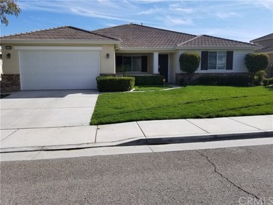 27734 Bluewater Court, Menifee, CA 92585 - MLS#: EV17171068