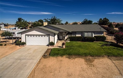 18588 Lemert Street, Hesperia, CA 92345 - MLS#: EV17174312