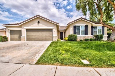 1104 Rain Lily Way, Beaumont, CA 92223 - MLS#: EV17174564