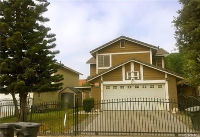 1187 Joshua Tree Street, Colton, CA 92324 - MLS#: EV17175725