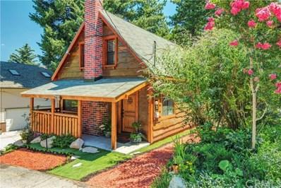 595 Cedar Lane, Twin Peaks, CA 92391 - MLS#: EV17178710