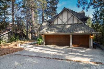 399 Riviera Drive, Lake Arrowhead, CA 92352 - MLS#: EV17180482